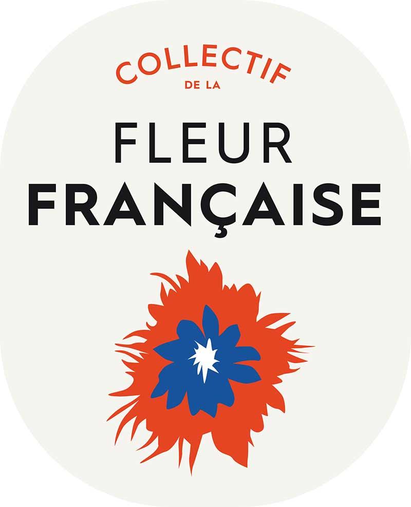 logo Collectif de la Fleur Française